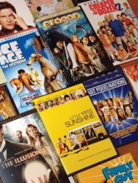 Fox Home Entertainment DVDs