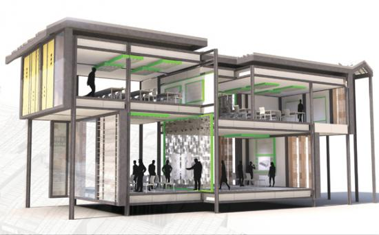 Modular Building modular building designs take top prize in lifecycle building