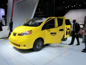 Nissan Taxi of the Future