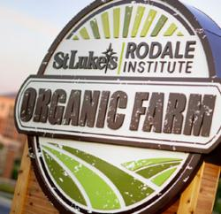 St. Luke's Rodale Institute organic farm