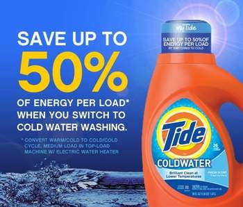 marketing and tide The typical tide customer is a woman between the ages of 18 and 64 she's  educated, but not too educated she has disposable income, but.