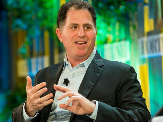 Michael Dell's news about Dell's packaging surprised many. Image by Stuart Isett, courtesy of Fortune Brainstorm Green 2014.