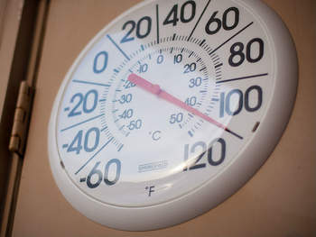 Thermometer image by Robert S. Donovan via Flickr.