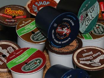 K-cup image by Randy via Flickr