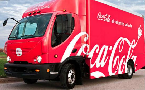 Coca-Cola launches first electric refrigerated truck fleet