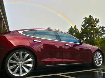 Tesla image by Steve Jurvetson via Flickr