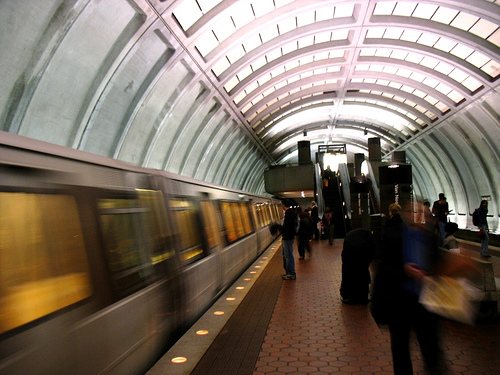 Washington's Metro circa 2009, FK Benfield.)