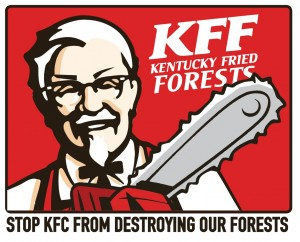 This is not KFC's logo