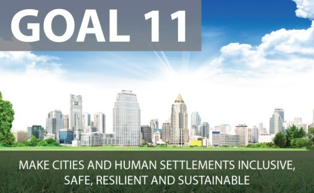 Sustainable Development Goal 11: Make cities safe and
