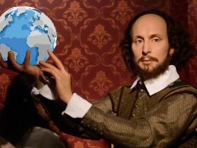 Shakespeare and earth