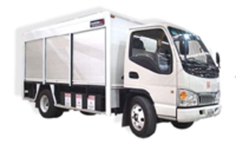 Kraft Honda Acquire New Hybrid Trucks For Pilots EVI Unveils Electric Truck In US