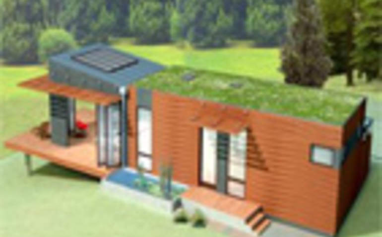 & The Marriage of Prefab and Sustainability   GreenBiz