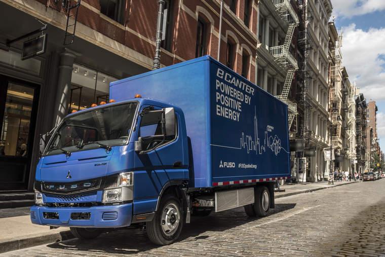 logistics, electric vehicles, urban logistics