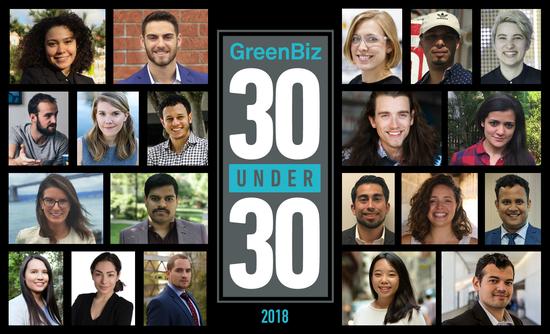 2018 30 under 30 group