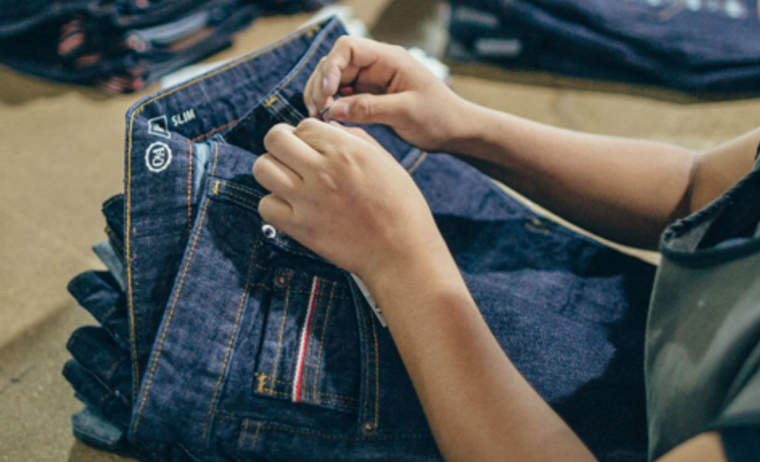 Cradle to Cradle jeans