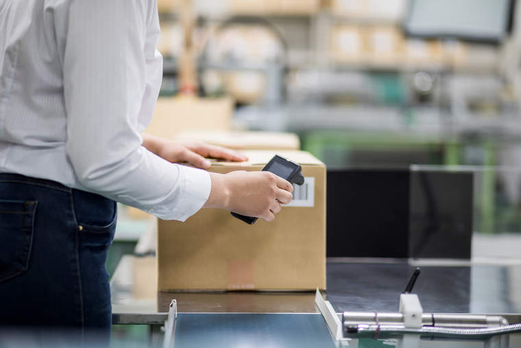Scanner, warehouse, supply chain