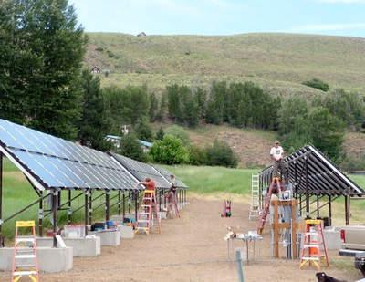 Winthrop Community Solar Project