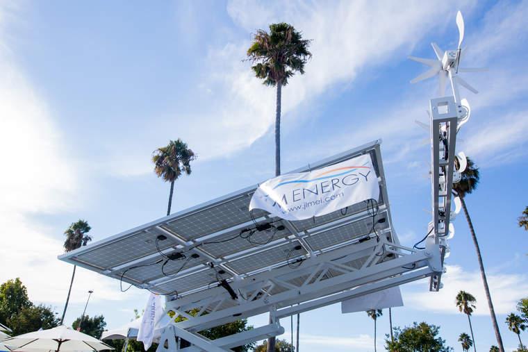 solar/ wind