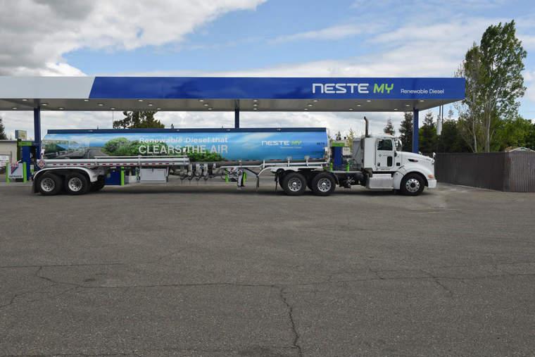 Neste biofuel
