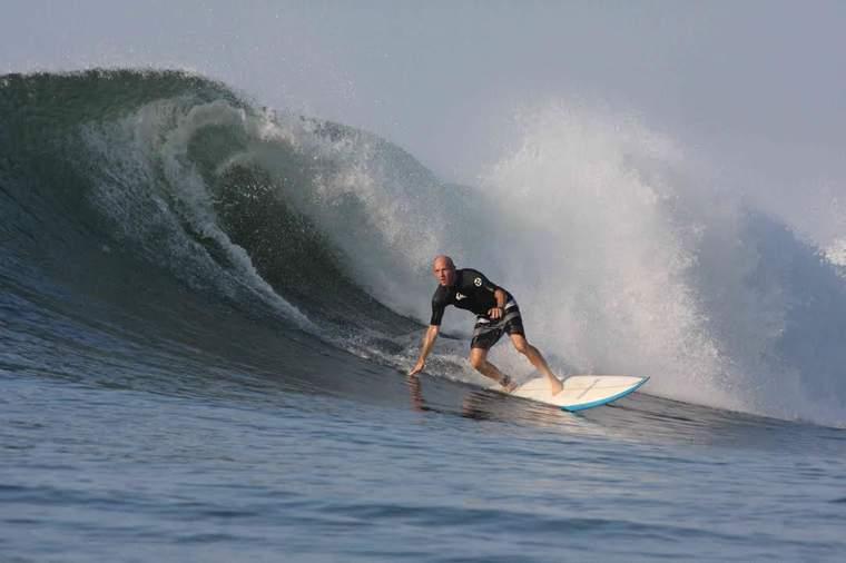 surfboard material innovation