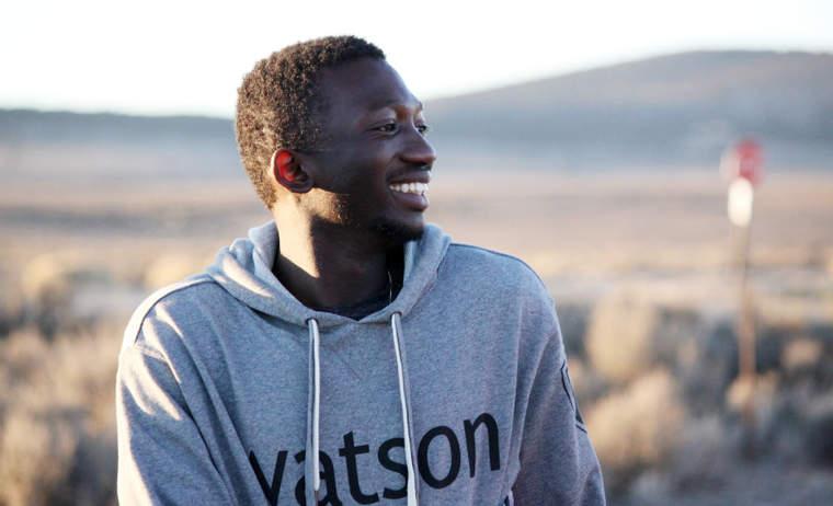Alhassan Muniru, RecycleUp! Ghana
