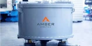 Amber Kinetics flywheel