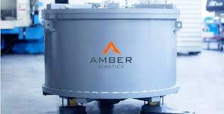 Amber Kinetics flywheel