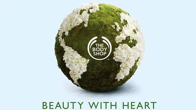 Body Shop brand image