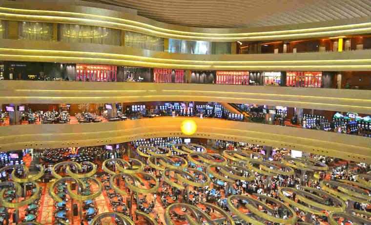 Casino at Marina Bay Sands integrated resort, Singapore
