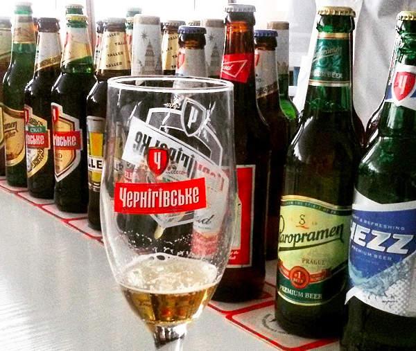 "Chernigivske ""eco-beer"""