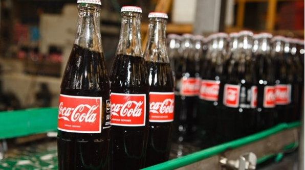 Coca-Cola and its bottlers 'replenish' all the water they