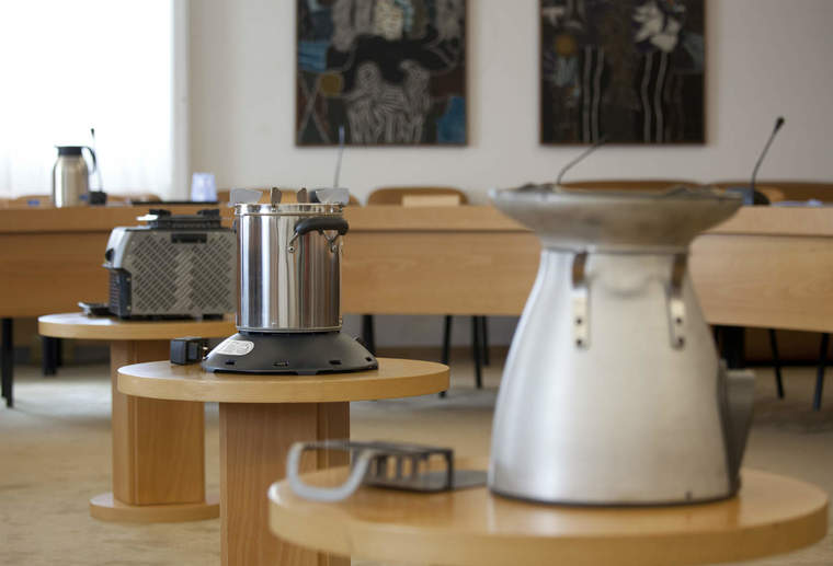 Cookstoves at 65th World Health Assembly