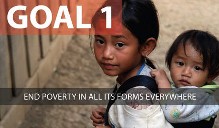 SDG 1: End poverty in all its forms