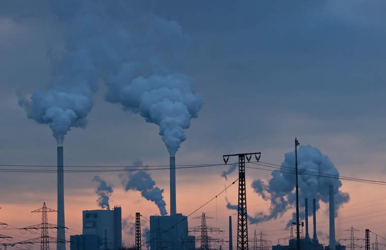 coal oil gas 2013 carbon emissions