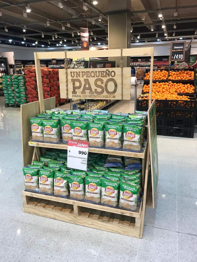 Danimer, PepsiCo, compostable Artesanas chip bag