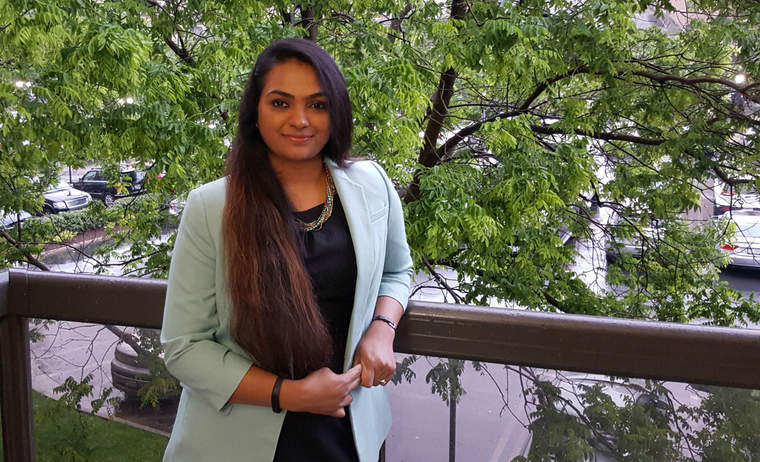 Divya Nataranjan, Paladino and Company