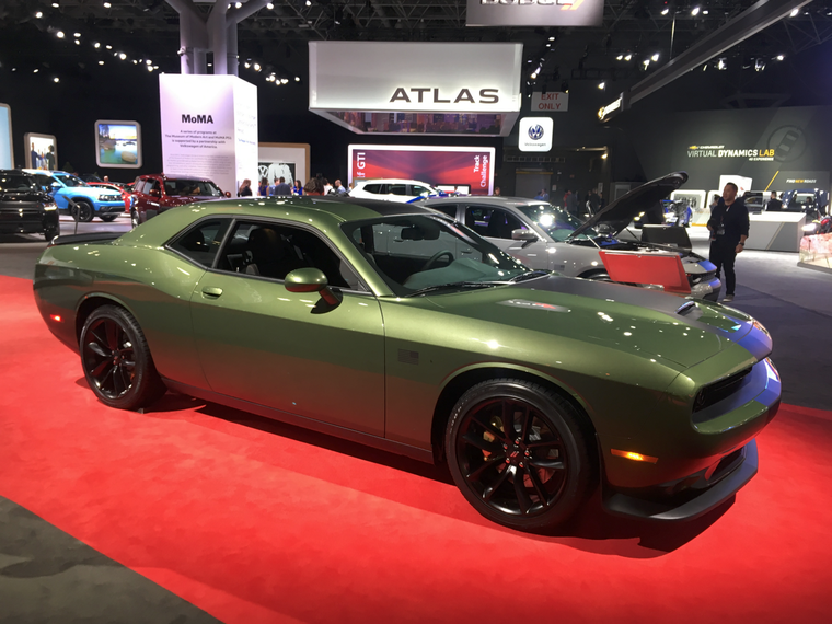 2019 Dodge Challenger, Stars and Stripes Edition