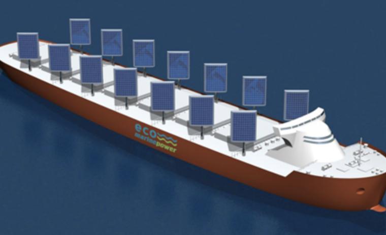 EcoMarine ship