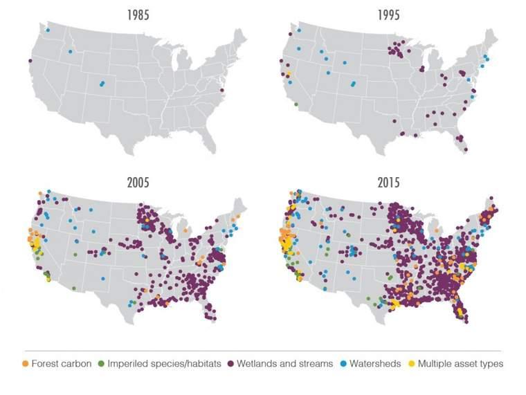 This Tool Can Map The USs Environmental Future GreenBiz - Us media market map