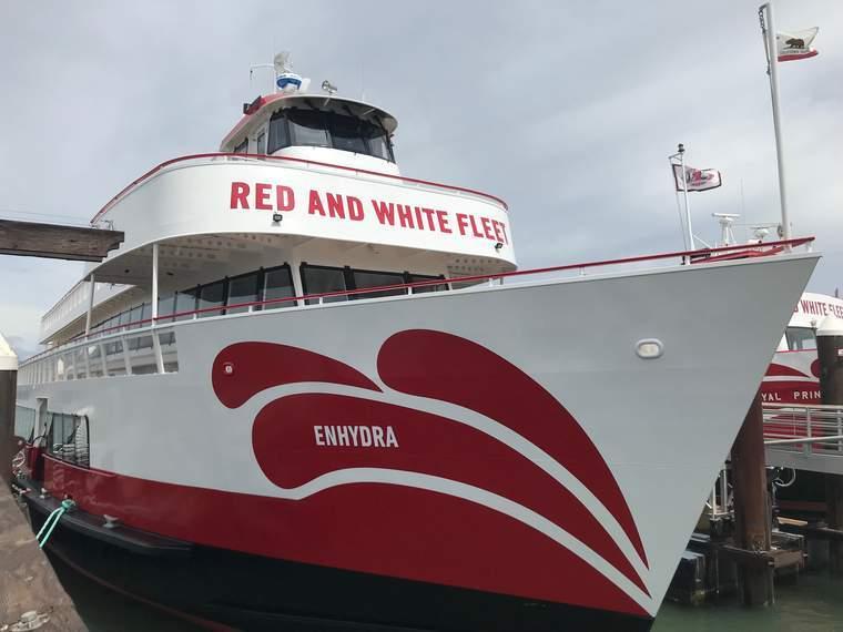 Enhydra ferry