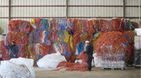 Agri-Plas recycling facility
