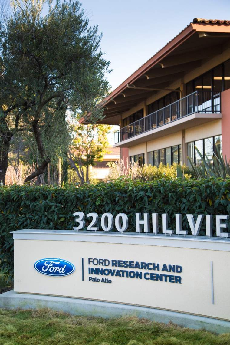 Ford Palo Alto research center