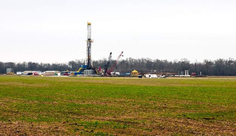 Fracking on the Haynesville Shale in Northwest Louisiana