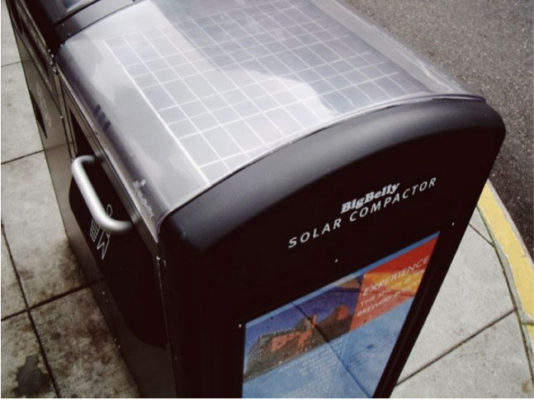 Smart Trash Can