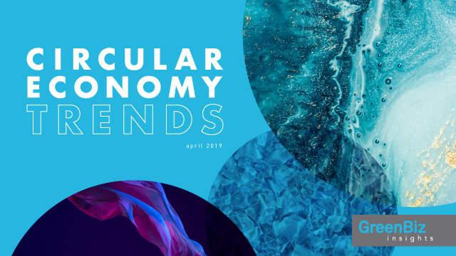 Circular Economy: The State of the Market | GreenBiz