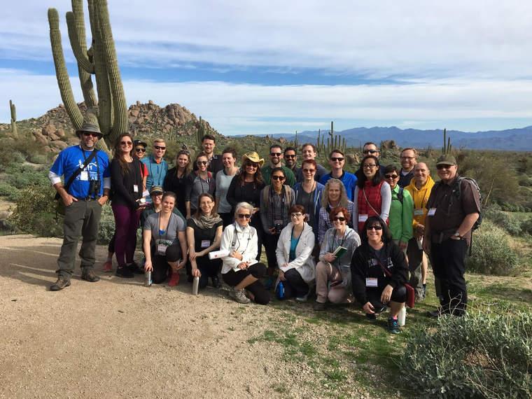 biomimicry hike