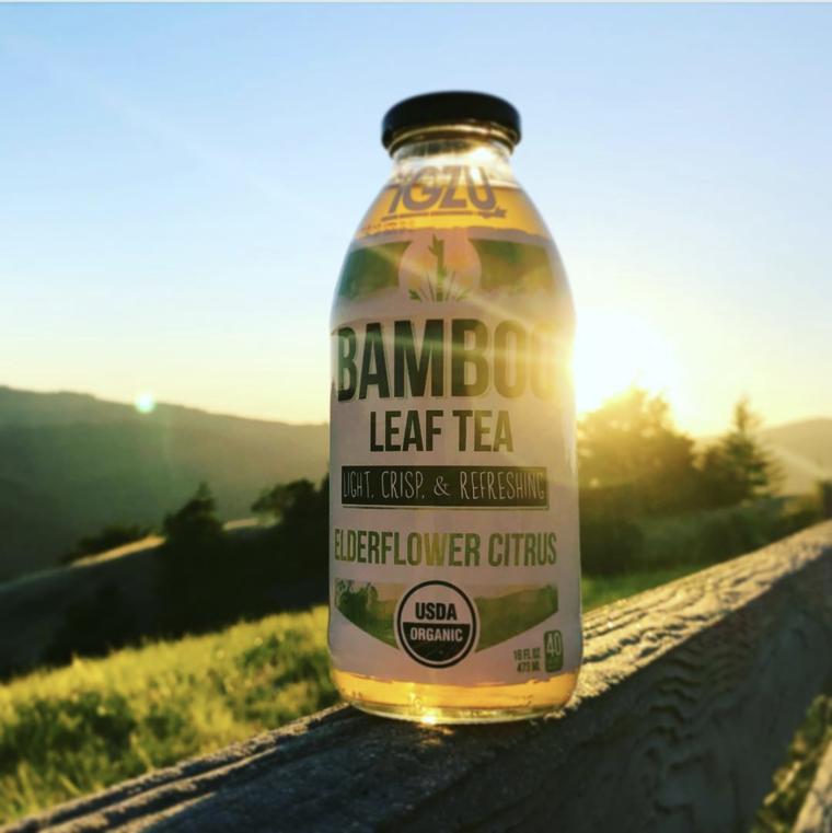 Igzu, bamboo leaf tea