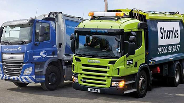 ING waste management merger, Shanks and Van Gansewinkel