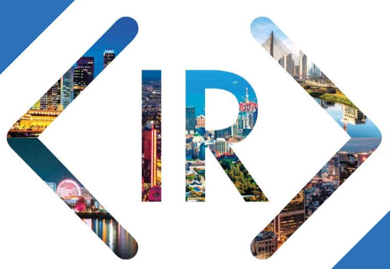 IR framework logo