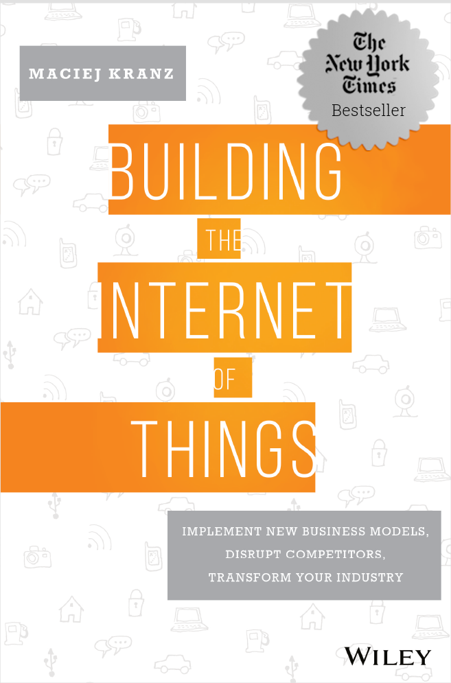 Can the Internet of things solve environmental crises